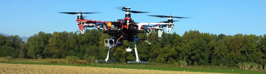 DRONI  -  Corso per piloti di Aeromobili a Pilotaggio Remoto (SAPR) - prossimo corso SABATO 25 giugno ore 10,00 e SABATO 9 luglio ore 10,00